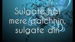 Akele Tanha with lyrics - YouTube