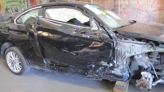 BMW 2  Body repair. Ремонт кузова.