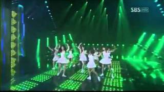 [UCC다바다] [Full HD 1080p] Baby Baby SNSD Live