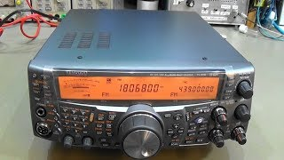 #193 Kenwood TS-2000 gets unlocked for cross band operation