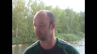 preview picture of video 'Torsten Maerz im Trainingslager'