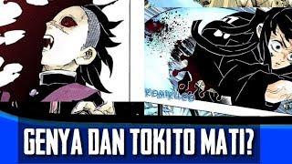 Genya Shinazugawa  - (Demon Slayer: Kimetsu no Yaiba) - GENYA DAN TOKITO MATI ?!! SPOILER KIMETSU NO YAIBA CHAPTER 175 PART 2 | INDONESIA