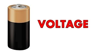 🔌 Basic Electricity - What is voltage?