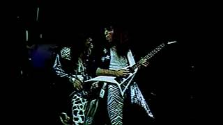 Barren Cross - 10 - Living Dead (Live in Atomic Arena Tour 1987) SD