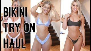 BIKINI TRY ON HAUL | BoutineLA & Zaful