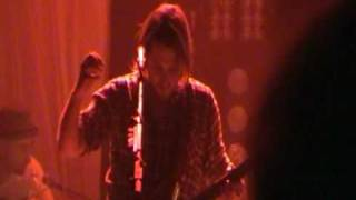 FEEDER -  White Lines (Live from Academy 2 - 24/10/10)