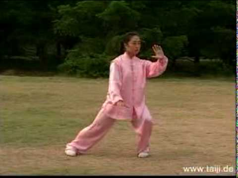 tai chi youtube 24 forms
