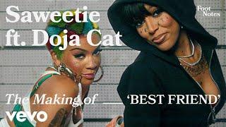 Saweetie - The Making of 'Best Friend' | Vevo Footnotes ft. Doja Cat