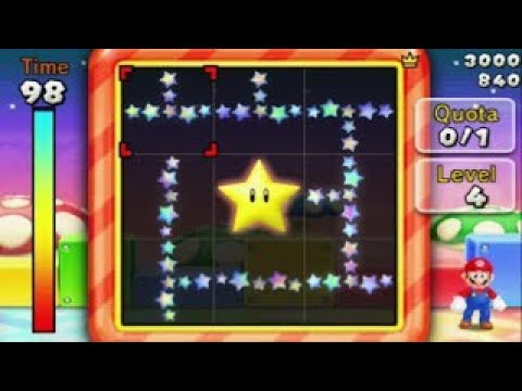 Mario Party Island Tour All Puzzle Minigames