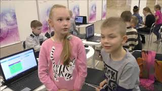 Видео о Скретч-хакатоне