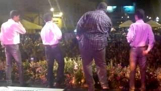 Gambar cover Lucas & Luan e Jackson Frazão cantando com Anderson Freire