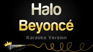 Beyonce - Halo (Karaoke Version)