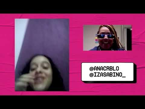 Iza Sabino+@anacrblo
