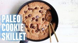 PALEO CHOCOLATE CHIP COOKIE SKILLET (gf + df)
