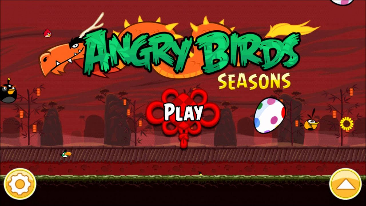 Year Of The Dragon - Angry Birds Seasons Music - YouTube