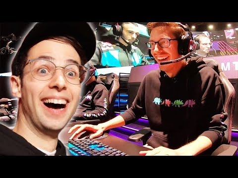 The Try Guys Compete In A Pro Gaming Tournament