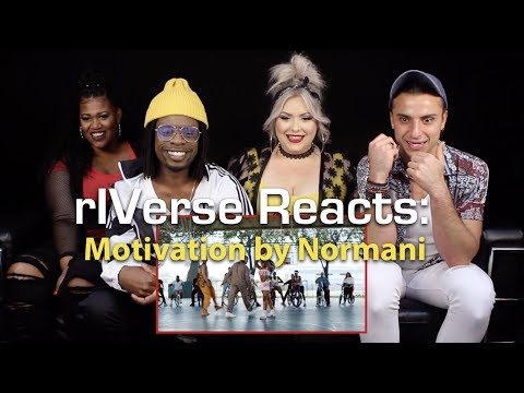 rIVerse Reacts: Motivation by Normani - M/V Reaction