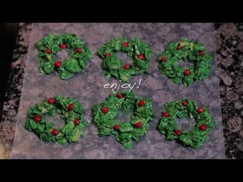 How to Make Christmas Wreaths | Christmas Cookie Recipes | Allrecipes.com