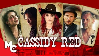 Cassidy Red | 2017 Action Adventure | Abby Eiland | David Thomas Jenkins