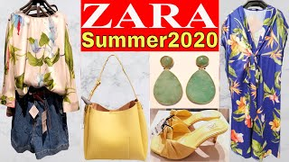 New In ZARA | August 2020 | Zara Womens Fashion 2020 (Prices Included)