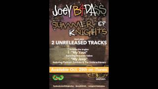 "Joey Bada$$ ""My Jeep"" feat. Flatbush Zombies, The Underachievers & Chuck Strangers"