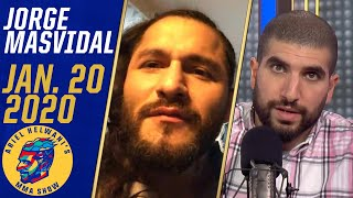 Jorge Masvidal leaning towards fighting Kamaru Usman over Conor McGregor | Ariel Helwani's MMA Show