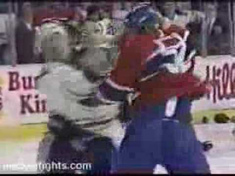 Rob Ray vs. Donald Brashear