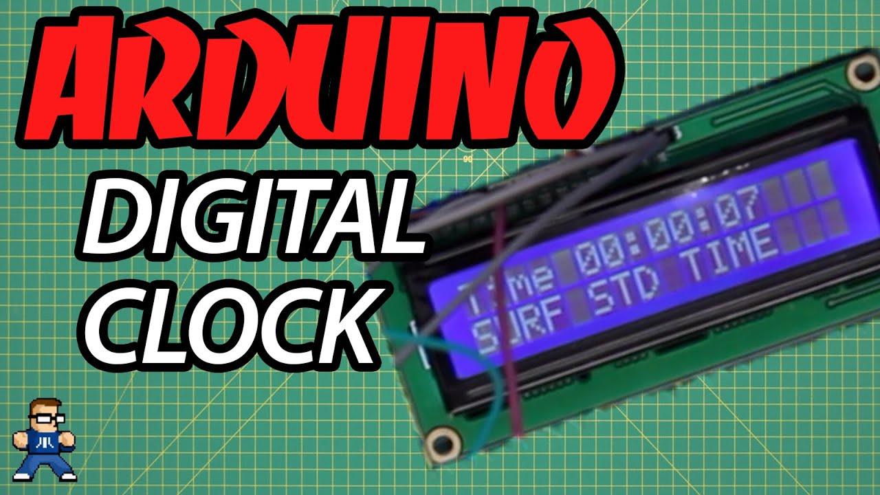 How To Build An Arduino Clock