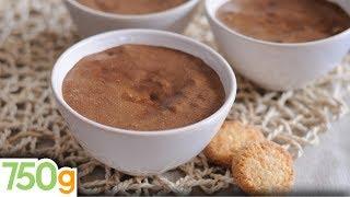 Recette facile et inratable de la mousse au chocolat - 750g