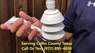Irrigation And Sprinkler Contractor In Prosper Celina Gives Overview On Your System's Rain Sensor