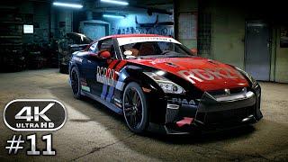 Need For Speed Gameplay Walkthrough Part 11 - NFS 4K 60fps