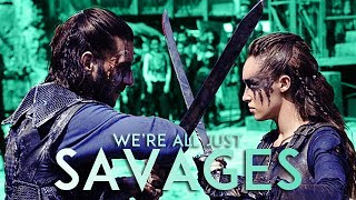 The 100- Savages (+S4)