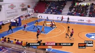 Liga Placard |UD Oliveirense - Illiabum Clube