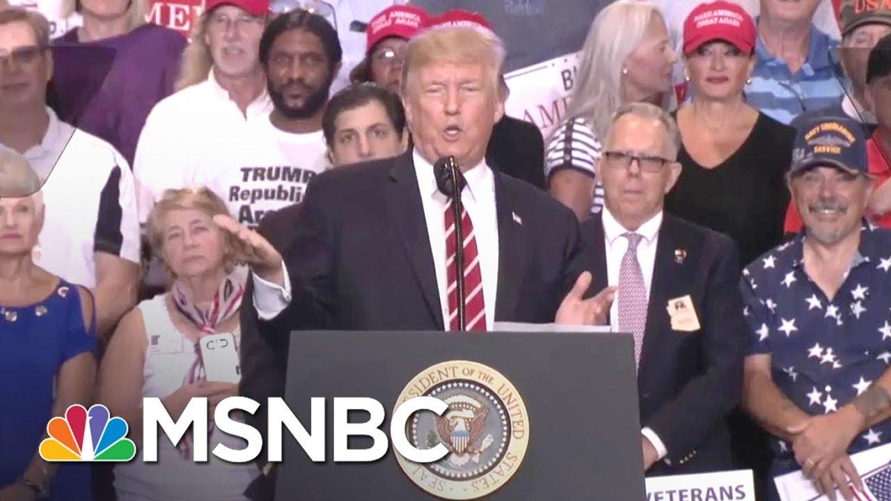 Joe: This Was President Donald Trump At His Worst | Morning Joe | MSNBC thumbnail