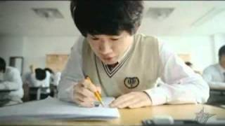 You tomorrow at school (Starleague Starcraft Korean Ad)