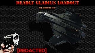 Gladius Strife Mass Driver - Bullseye Load