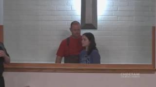 Baptism of Hunter Bennett