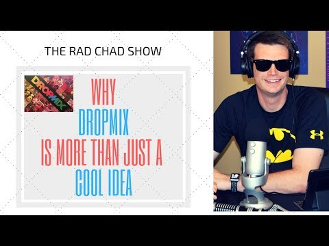 Why Dropmix Is More Than Just A Cool Idea- The Rad Chad Show [Review]