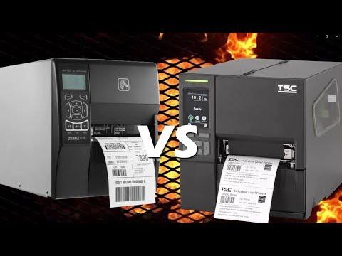 Zebra ZT230 VS TSC MB240T ¿Cuál es la mejor Impresora de Etiquetas?