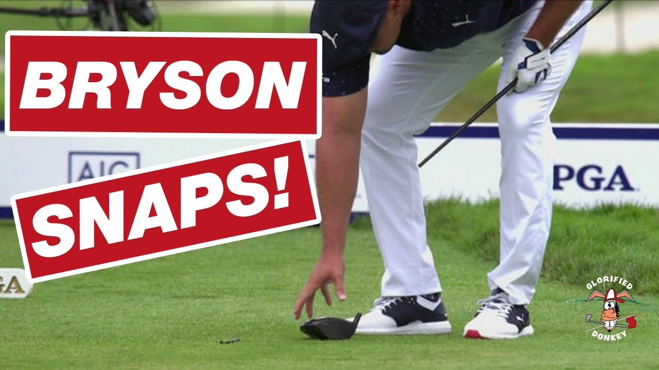 NEW VIDEO: BRYSON SNAPS
