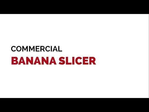 LEP1060 Commercial Banana Slicer