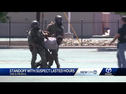 Whataburger stabbing and SWAT standoff