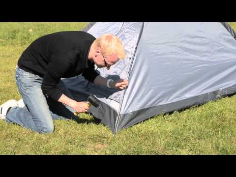 Camping Check 78917 Iglu-Zelt Easy Top 3 Aufbauanleitung