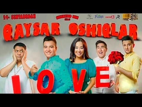 Qaysar oshiqlar (uzbek kino) | Кайсар ошиклар (узбек кино)