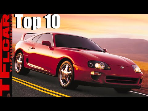 R.I.P. No More: Top 10 Awesome Cars That Should Come Back From The Dead ( Part 1 Of 2)