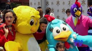 Grandes Celebridades en el Fest del día del niño de Plaza Galerías (VIDEO)
