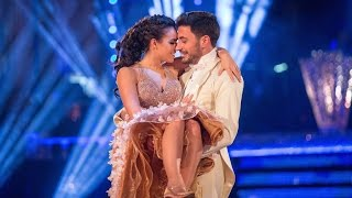 Georgia May Foote & Giovanni American Smooth to 'I Have Nothing' - Strictly Come Dancing: 2015