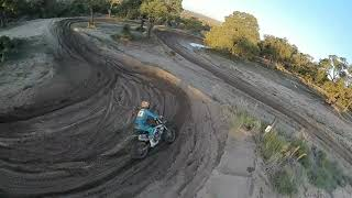 Fpv drone chase mx