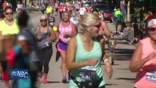 Heat a big concern for Community First Fox Cities Marathon runners