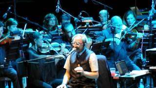 Franco Battiato (Live) -  L'oceano di silenzio [con la Filarmonica Arturo Toscanini]
